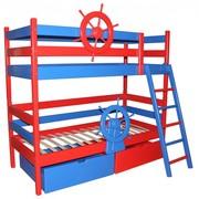 Дввухъярусная кровать Париж