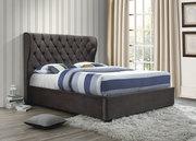 Кровать с пм 1,6 Империя (ТК темный мокко)