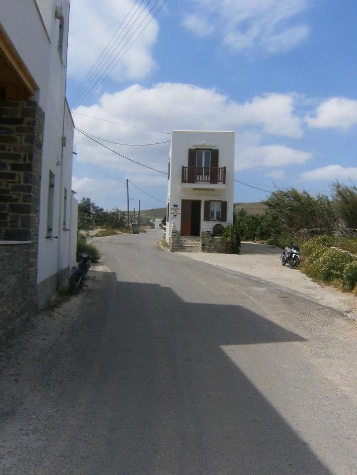 Walk around Northern Antiparos