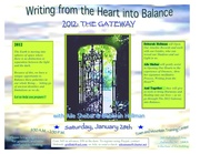 """Writing from the Heart into Balance"""