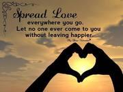 a a a Love Spread