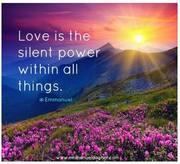 a a a Love Silent Power
