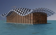 02 test PT pavillon on the sea
