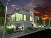Condo, house, architecture