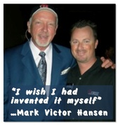 Mark Victor Hansen LOVES United First Financial