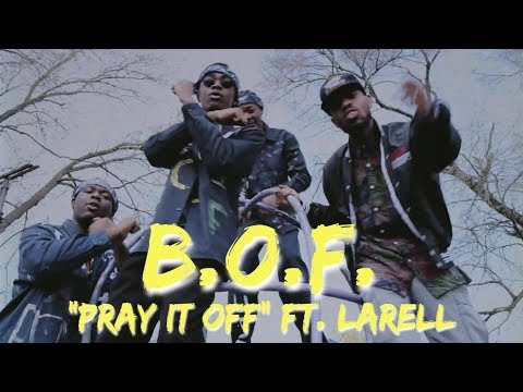 "NEW Christian Rap - BOF - ""Pray It Off"" Ft. Larell Music Video(@ChristianRapz)"