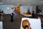 Artist Workshop with Gilbert Young in Orlando, June 11, 2011