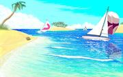 Sailing into Port V