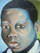 self portrait,painting