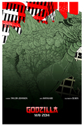 Godzilla Teaser B