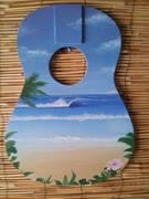 Tiki guitar