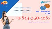 Contact AOL Support Line | Instant Solution