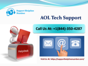 AOL Tech Support Available Here 24*7