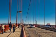 ....in viaggio sopra il ponte...!!