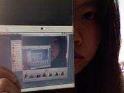 PhotoBooth Experiment O_O