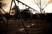 Photo : Last day at playground