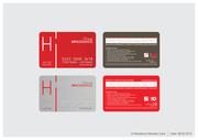 HIRESIDENCE Member Card