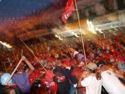 Red Shirt War สงกรานต์เลือด