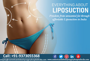Freedom from unwanted fat through affordable Liposuction in India