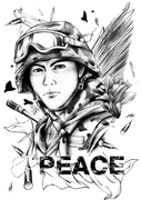 peace by tennoy_design