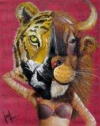 เสือ สิง กระทิ แรด