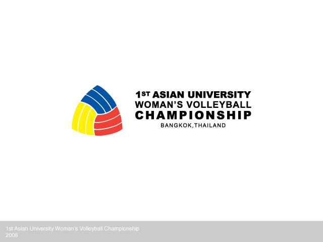 1st Asian University Woman's Volleyball Championship (2008)