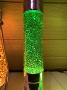 GOOLAMP Jet Bottle Emerald Green Glitterlite replica