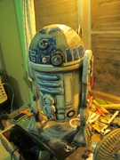 I'm Make R2D2 Robot by iNattt