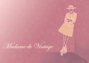 Madame de Vintage