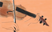 Violin - Paint