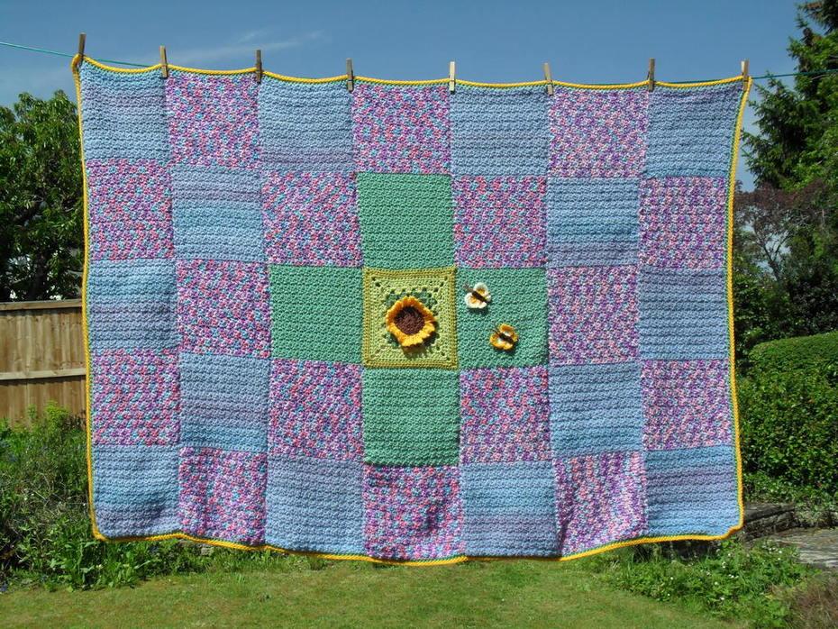 Summer Blanket - June 2019