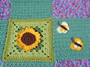 Summer Blanket Detail