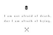 I-am-not-afraid-of-death-II