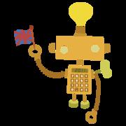 SEM Camp Robot Logo