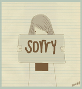 sometimes sorry