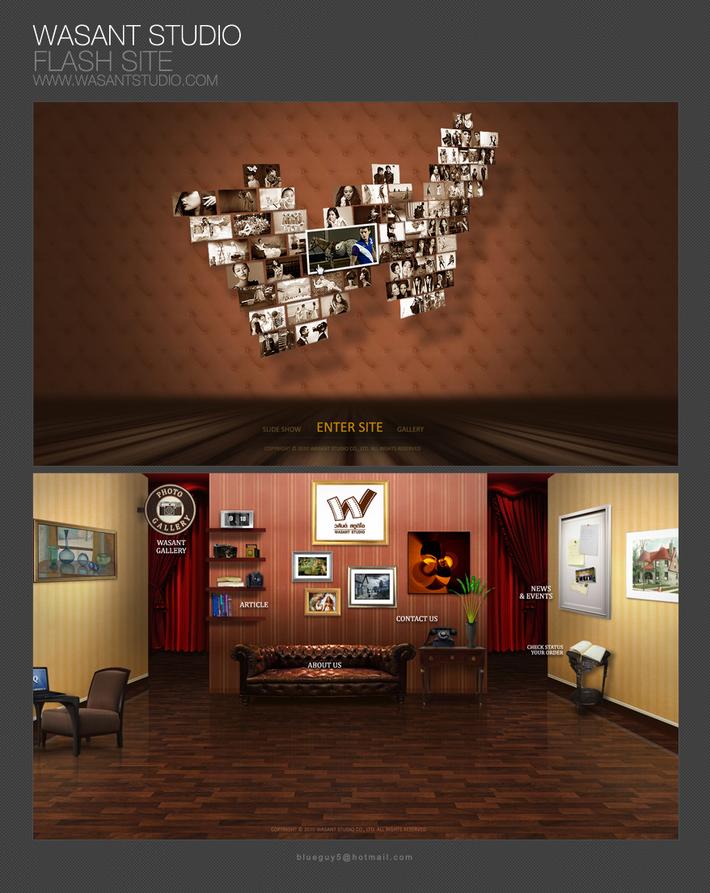 Website   Wasant Studio
