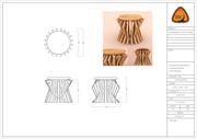 sketch squid stool