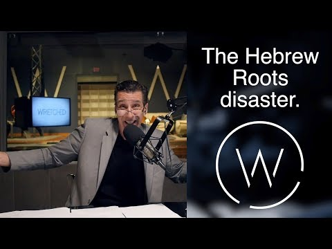 The Hebrew Roots disaster.