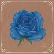 Vintage Flower : Rose 1