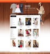 ผลงานการออกแบบเว็บไซต์ขายสินค้าออนไลน์