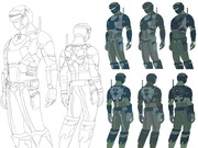 Soldier Suit : Recon Type