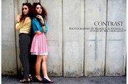 [Fashion Set] CONTRAST