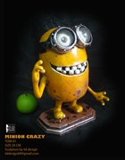 Minion Crazy / tdm01