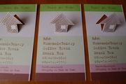 ฺBake Me Home Business Card
