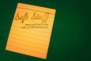Soft Stuff business card