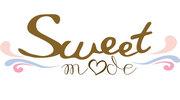 ผลงานออกแบบโลโก้ร้านขนมหวาน Sweet Mode