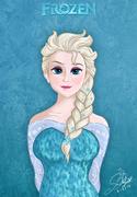 Elsa Portrait 2