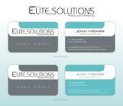 ELITE SOLUTION Name Card