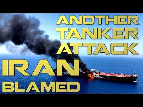 Oman Tanker Attack, Iran blamed (Of course)
