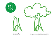 Tree--font
